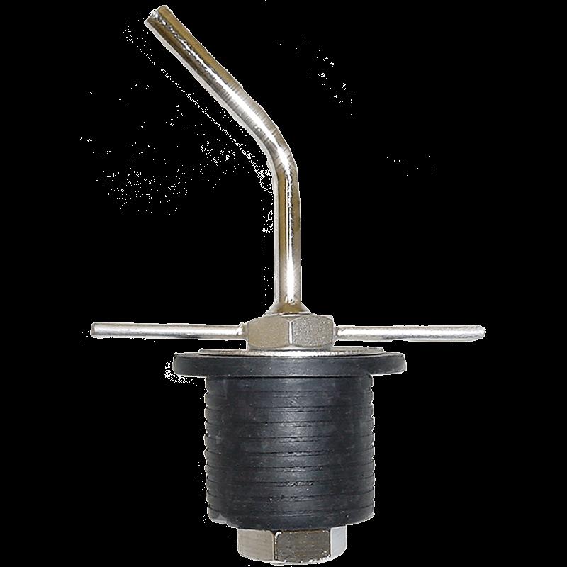 pouring spout