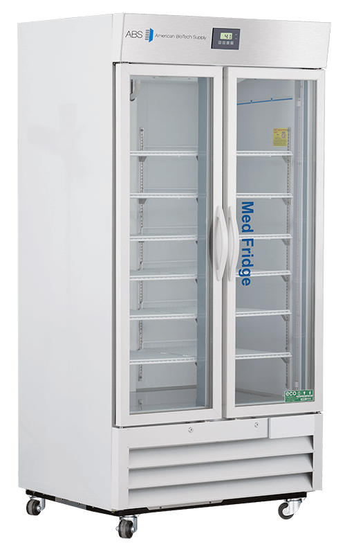 2 5 Cu  Ft  Pharmacy Undercounter Freestanding Refrigerator